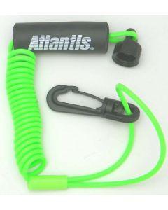Sea-Doo Lanyard, Non Dess, Neon Green