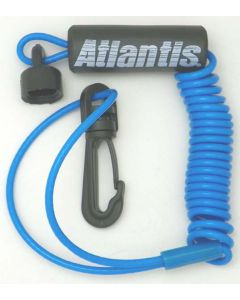 Sea-Doo Lanyard, Non Dess, Light Blue