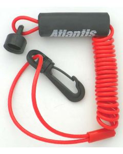 A7453 Sea-Doo Lanyard, Non Dess, Red