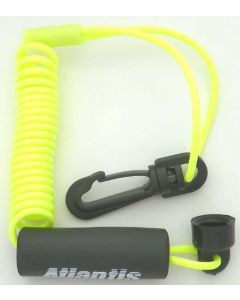 Sea-Doo Lanyard, Non Dess, Neon Yellow