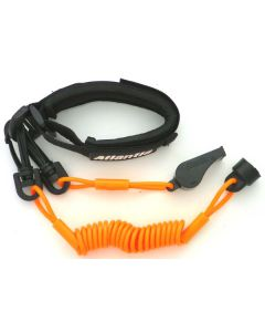 Sea-Doo Pro Wrsit Lanyard Non Dress With Whistle, Orange