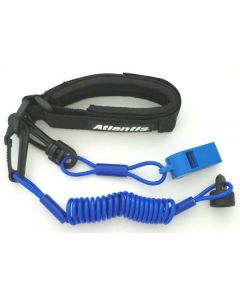 Sea-Doo Pro Wrsit Lanyard Non Dress With Whistle, Dark Blue