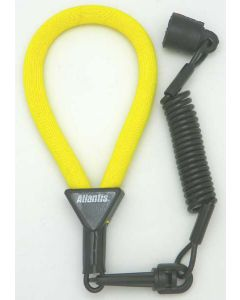 Sea-Doo Wrist Lanyard Dress, Yellow / Black