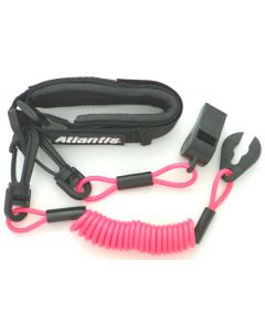 Yamaha Pro Wrist Lanyard With Whistle, Pink