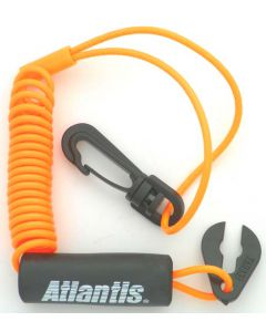 A8127 Yamaha Standard Lanyard, Orange