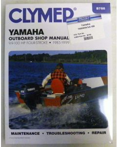 Yamaha 9.9-100 Clymer Manual