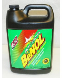 Benol Racing Castor Oil Gallon