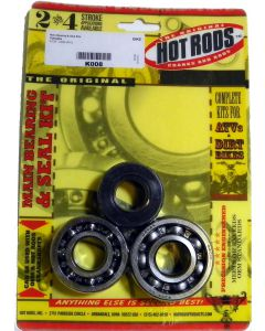 Yamaha 85 YZ 2002-2012 Main Bearing & Seal Kit