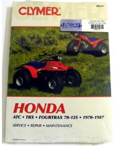 Honda 70/125 Shop Manual