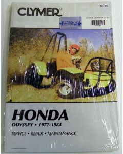 Honda Odyssey Shop Manual