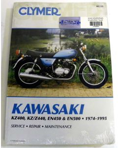 Kawasaki 400/440/450/500 Shop Manual