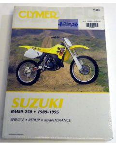 Suzuki 80/250 RM Shop Manual