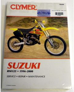 Suzuki 125 RM Shop Manual