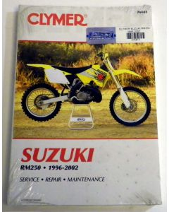 Suzuki 250 RM Shop Manual