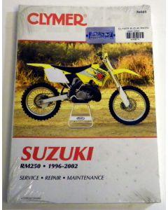 Suzuki 250 RM Shop Manual