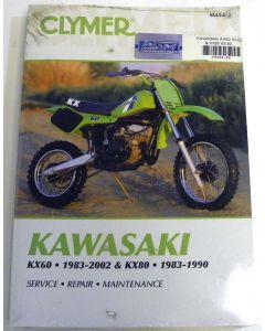 Kawasaki 60/80 KX Shop Manual