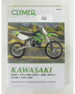 Kawasaki 80/85/100 KX Shop Manual