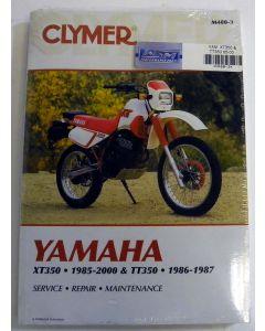 Yamaha 350 Shop Manual