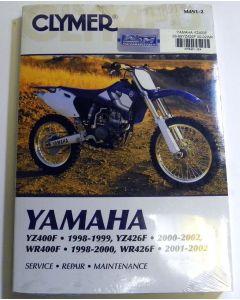 Yamaha 400F/426F Shop Manual