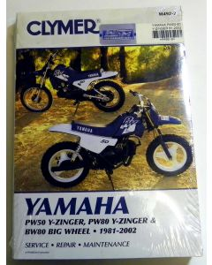 Yamaha 50/80 Shop Manual