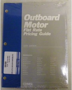 Outboard Motor Flat Rate