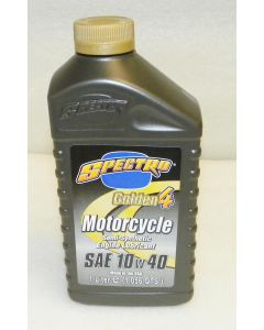 10w 40 Spectro Golden Semi Synthetic 1 Liter