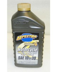 10w 30 Spectro Golden Semi Synthetic 1 Liter