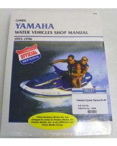 Yamaha 500-760 / 1100 Cycler Shop Manual