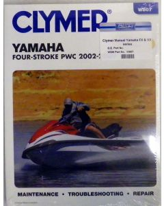 Yamaha 1100-1200 Clymer Shop Manual