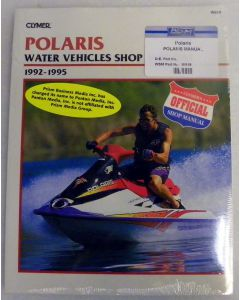 Sea-Doo 720-951 1997-2001 Clymer Shop Manual