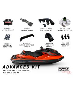WR-RXPX-300-AK  ADVANCED KIT  Sea Doo RXPX 300 2016-2017