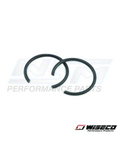 CW22 : PISTON CLIPS KAWASAKI / MERCURY / POLARIS / SUZUKI / TIGER SHARK / YAMAHA 115-350 HP / 750-1300