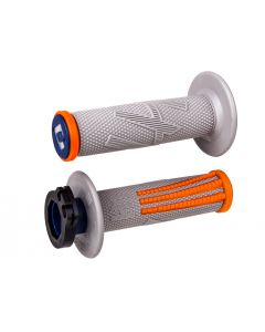 H36EPGO EMIG PRO MX V2 Lock-On Grip - GRAY/ORANGE
