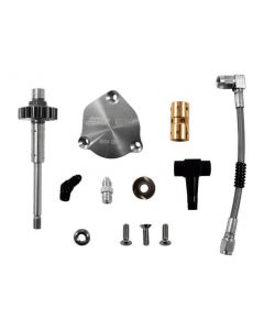 RY17040-UK-6S5-4 RIVA YAMAHA SUPERCHARGER SHAFT UPGRADE KIT