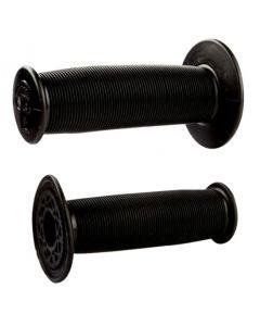 H05MHB MUSHROOM MOTOCROSS GRIPS - BLACK