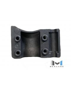 JB4-3B : JUBEL FOLDING HINGE BUTTOM LH BLACK