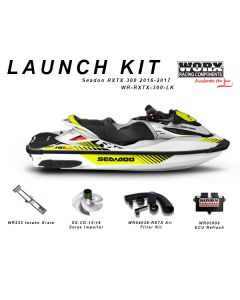 WR-RXTX-300-LK LAUNCH KIT Sea Doo RXTX 300 2016-2017