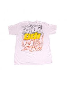 G01TUW : THROW IT UP TEE - WHITE