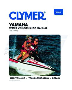 W805 Yamaha 500 / 650 Clymer Manual