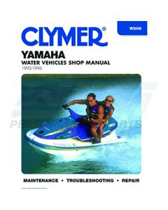 W806 Yamaha 500-760 / 1100 Cycler Shop Manual