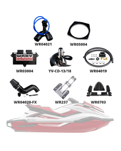 WR-FX20-SVHO-AK  Adavanced Kit Yamaha FX SVHO 2020+