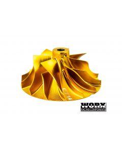 WR01001 Yamaha SHO ET Low Boost 14LB Supercharger Impeller/Boost Wheel