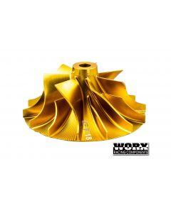 WR01003 Yamaha SHO ET 18LBS Supercharger Impeller/Boost Wheel