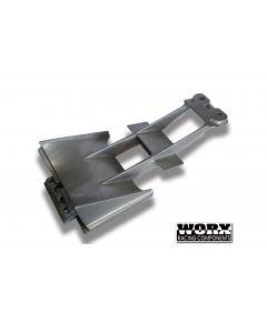 WR233 Yamaha FZR FZS Intake Grate