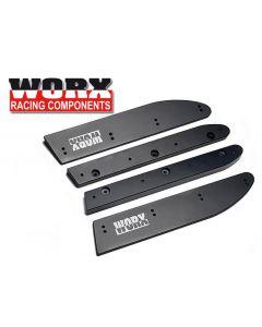 WR530 HONDA R-12. R-12X SPONSONS
