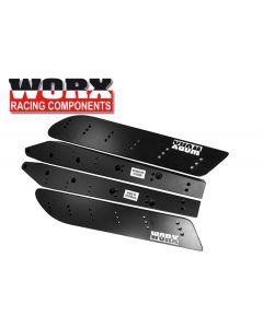 Yamaha VXR , VXS Race Sponsons