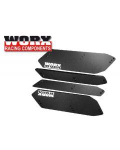 WR555 SEADOO SPARK SPONSONS