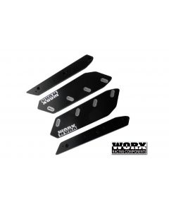 WR559-I Yamaha EX Sponsons With Inserts