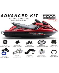 WR-FX12-SHO-AK  Advanced Kit Yamaha FX SHO 2012-2013