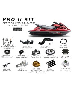 WR-FX12-SHO-P2K  Pro II Kit Yamaha FX SHO 2012-2013